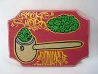 Tonk Graffiti Art Canvas/TAW-15