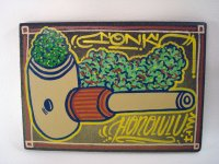Tonk Graffiti Art Canvas/TAW-17