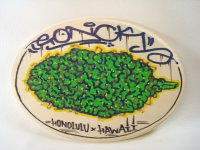 Tonk Graffiti Art Canvas/TAW-40