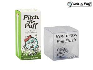 画像1: PITCH N PUFF BALL STASH & PIPE TEE-ピッチンパフ ボールスタッシュ&パイプティー/隠しケース