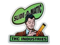 THC STICKER-ステッカー(SLIDE-O-MATIC)C-53