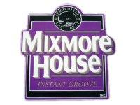 THC ステッカー MIXMORE HOUSE C20