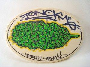 画像1: Tonk Graffiti Art Canvas TAW41