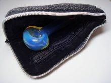 他の写真1: DIME BAGS ダイムバッグ 7 PADDED POUCH パッド付きポーチ BLUE