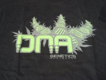 他の写真1: DNA GENETICS AMSTERDAM アムステルダム シードバンク Tシャツ CELL STRUCTURE BLACK