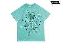 SIXSENSE/シックスセンス-420 UNIVERSE Tシャツ(MINT)