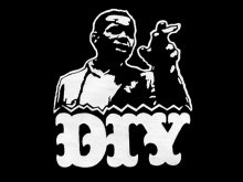 他の写真1: SIXSENSE シックスセンス D.I.Y DO IT YOUR SELF Tシャツ BLACK