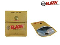 RAW POCKET ASHTRAY-ロウ ポケットアッシュトレイ(携帯灰皿)