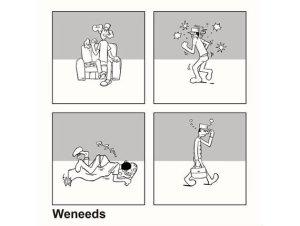 画像1: WENEEDS CD
