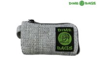"DIME BAGS-ダイムバッグ/5"" PADDED POUCH-パッド付きポーチ(GREY)"