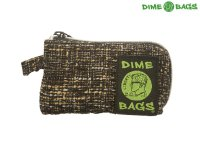 "DIME BAGS-ダイムバッグ/5"" PADDED POUCH-パッド付きポーチ(CONCRETE)"