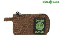 "DIME BAGS-ダイムバッグ/5"" PADDED POUCH-パッド付きポーチ(BROWN)"