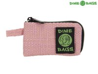 "DIME BAGS-ダイムバッグ/5"" PADDED POUCH-パッド付きポーチ(PINK)"