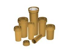 他の写真1: メディカルマリファナ ケース 医療大麻 容器 GOLD ゴールド