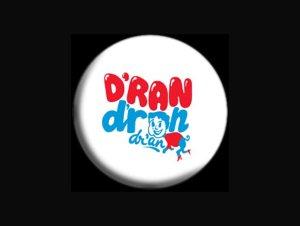 画像1: Parra パラ 缶バッジ D ran Dran