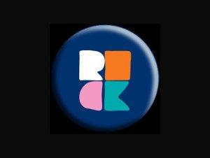 画像1: Parra パラ 缶バッジ Rock block