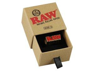 画像3: RAW 24K GOLD SMOKE RING-ロウ ゴールド スモークリング(指輪)