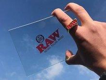 他の写真2: RAW MINI GLASS ROLLING TRAY ロウ ミニガラスローリングトレイ