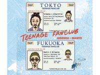 HIDENKA × MANTIS TEENAGE FANCLUB