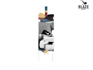 画像1: BLAZE SUPPLY ブレイズサプライ DECK AMARAL II スケートデッキ 8.1