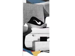 画像2: BLAZE SUPPLY ブレイズサプライ DECK AMARAL II スケートデッキ 8.1