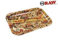 RAW ROLLING TRAY ロウ ローリングペーパーデザイン ローリングトレイ