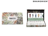 SHANGHIGH ACTIVATED CHARCOAL FILTERS TIMMTIPS 活性炭 チャコールフィルター