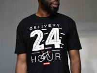 NUGGLIFE Delivery Tシャツ