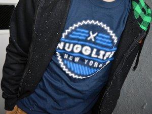 画像1: NUGGLIFE New York Strain Tシャツ