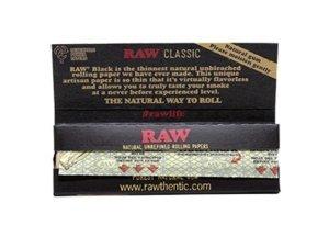 画像3: RAW BLACK SINGLE WIDE ロウ ブラック シングルワイド 70mm 極薄