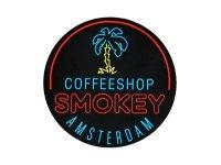 SMOKEY COFFEESHOP スモーキー コーヒーショップ ステッカー