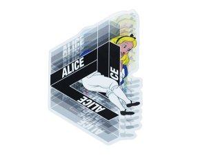 画像1: THC ステッカー ACID ALICE IN FREE FALL C252