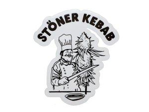 画像1: THC ステッカー Kebab C259