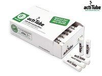 ACTITUBE アクティチューブ フィルター 活性炭 100個