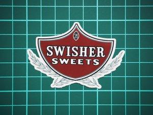 画像2: THC ステッカー Swisher C260