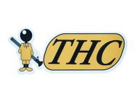 THC ステッカー Pen C269