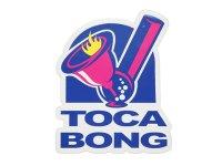 THC ステッカー Toca Bong C263