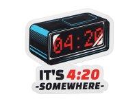 THC ステッカー 420 Digital C270