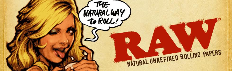 RAW/ロウ ローリングペーパー(巻き紙)