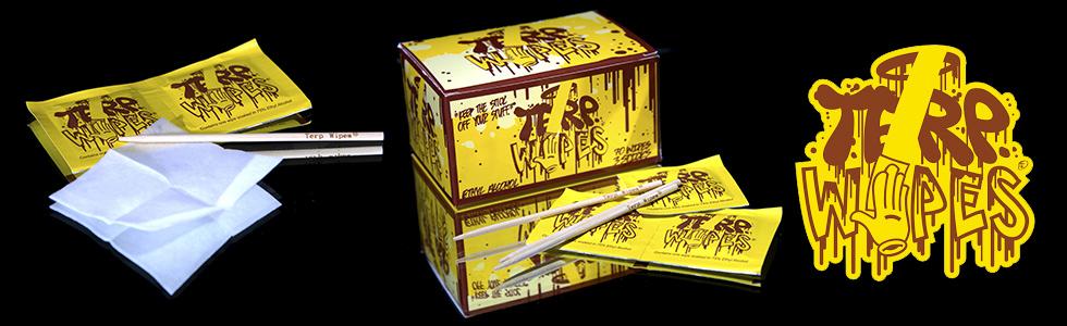 TERP WIPES テルプ ワイプ クリーナー