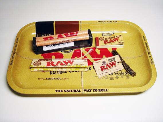 Raw ロウローリングトレイ Rolling Tray 通販